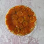Aprikosen-Tarte-Tatin mit Rosmarin