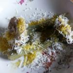 Artischocken Zitronenöl Parmesan